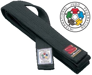 IJF Black Belt