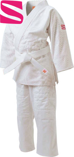 Girls Judogi (White)